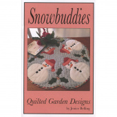 Snowbuddies Table Topper Pattern