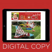 Digital Download - Block Magazine Holiday 2019 Volume 6 Issue 4