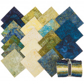 Countryside Batiks Fat Quarter Bundle