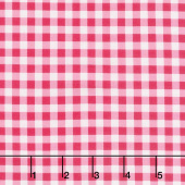 Cherry Lemonade - Plaid Red Yardage
