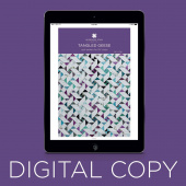 Digital Download - Tangled Geese Pattern by Missouri Star