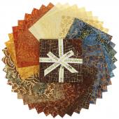 Clockworks Batiks Stamps