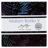 Malam Batiks V Charm Pack