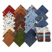 River Journey Fat Quarter Bundle