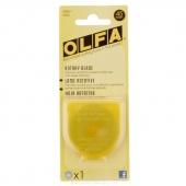 Olfa 45mm Rotary Blade 1ct