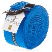 Cotton Supreme Solids Royal Blue Pixie Strips