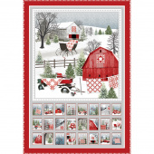 Holiday Heartland Advent Calendar Kit
