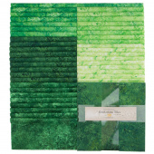Stonehenge Gradations Brights - Rainforest Tiles