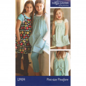 Pint Size Pinafore Pattern