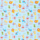 Fisher-Price - Main Aqua Yardage