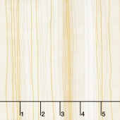 Shiny Objects - Holiday Twinkle Sterling Stripe Sugar Metallic Yardage