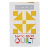 Moda Matchbox Quilt Kit - #2