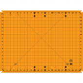 "Sullivans Add-A-Mat Double-Sided Cutting Mat - 12"" x 24"""