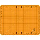 """Sullivans Add-A-Mat Double-Sided Cutting Mat - 12"""" x 24"""""""