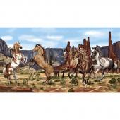 Wild Wild West - Wild Horse Scenic Multi Panel