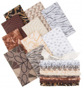 Color Spectrum Favorites Neutrals Fat Quarter Bundle