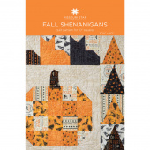 Fall Shenanigans Quilt Pattern by MSQC