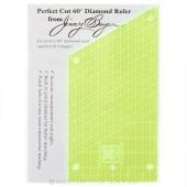 Perfect Cut 60 Diamond Ruler