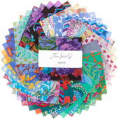 Kaffe Fassett Collective February 2020 Cool Charm Pack