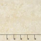 Baker's Dozen Batiks - Twigs Beige Yardage