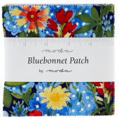 Bluebonnet Patch Charm Pack