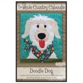 Doodle Dog Precut Fused Appliqué Pack