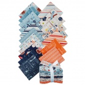 Game Day Fat Quarter Bundle