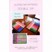 Double Dip Place Mats Pattern
