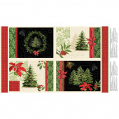 Festive Forest - Place Mat Multi Panel
