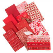 Color Spectrum Favorites Red Fat Quarter Bundle
