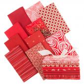 Color Spectrum Favorites Red Fat Quarter Bundle