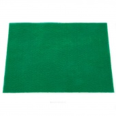 "Rainbow Classic 9"" x 12"" Felt Squares Pirate Green"