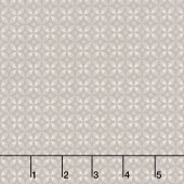 Rose Garden - Circle Taupe Yardage