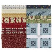 "Home Sewn 10"" Squares"