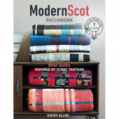 Modern Scot Patchwork - Bold Quilts Inspired by Iconic Tartans Book