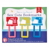 Lori Holt Sew Cute Bookmarks