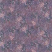 Scrap Happy - Mixed Media Solid Dark Purple Yardage