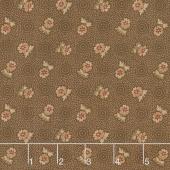 Cheddar & Chocolate - Blossom Cheddar Yardage