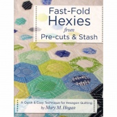Fast-Fold Hexies from Pre-cuts & Stash Book