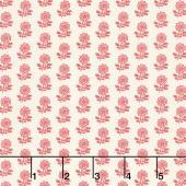 La Rose Rouge - Latour Pearl Yardage