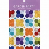 Garden Party Quilt Pattern by Missouri Star