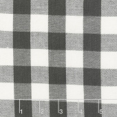 Urban Cottage - Wovens Hounds Tooth Ivory Black Yardage