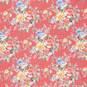 Cherry Lemonade - Small Bouquet Red Yardage