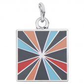 Windmill Star Charm