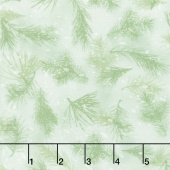 Nature's Window - Trees Sage Yardage