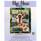 Mini Mosaic Quilts Giraffe Pattern