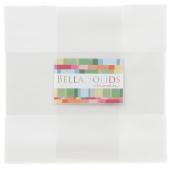 Bella Solids White Layer Cake