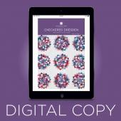 Digital Download - Checkered Dresden Quilt Pattern by Missouri Star