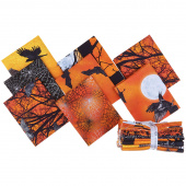 Raven Moon Digitally Printed Fat Quarter Bundle