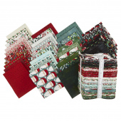 Kringle and Claus Fat Quarter Bundle